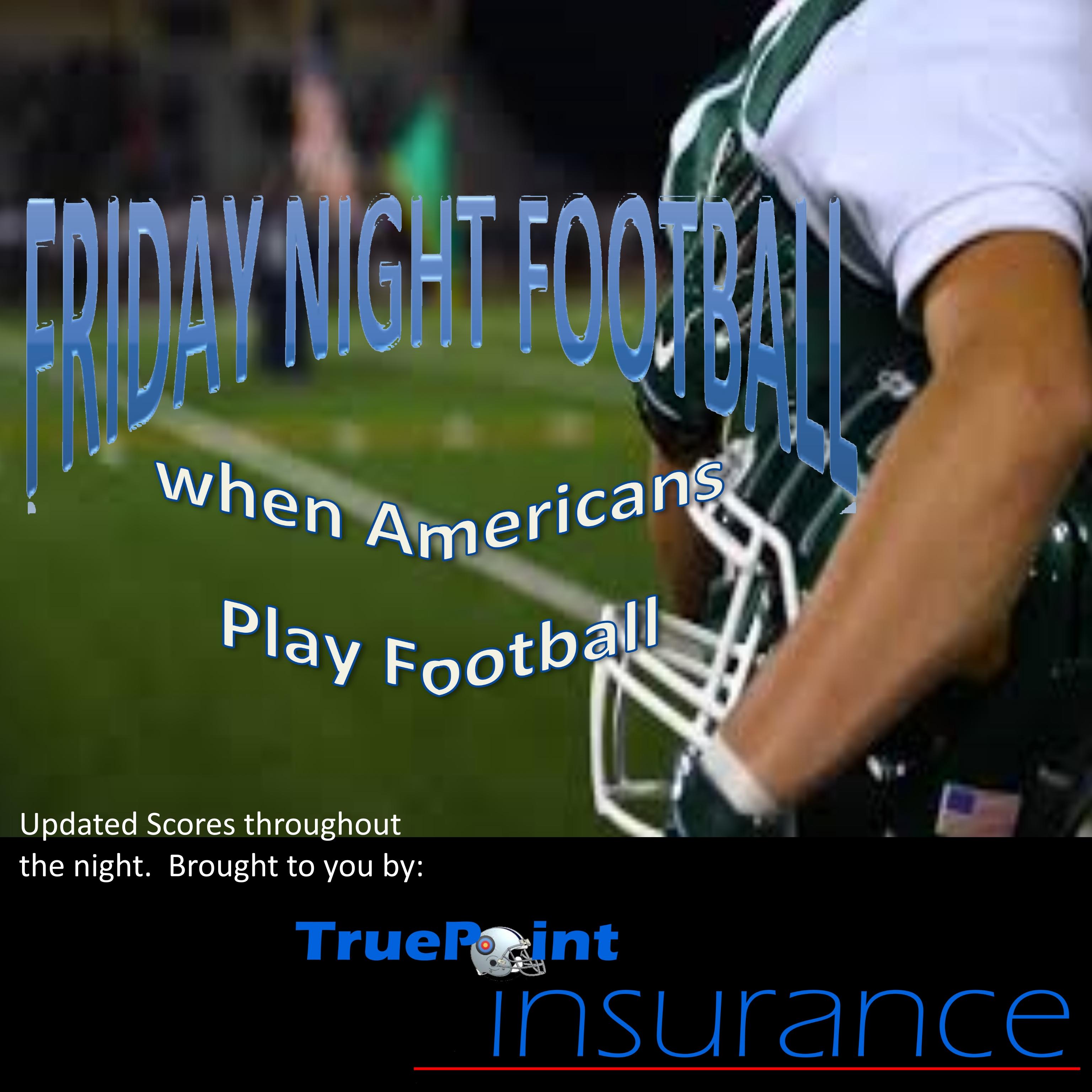 Friday Night Football in Kentucky