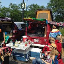 Tailgating, reducing the risk
