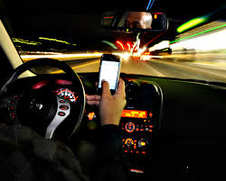 is distracted driving covered by car insurance