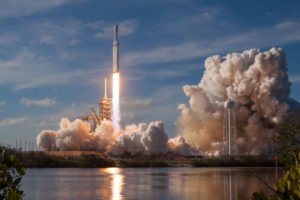 Rocket launch pad, experiencing problems similar things can happen to your commercial insurance