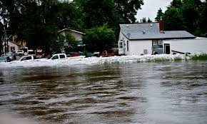 Your home is not automatically covered by flood insurance