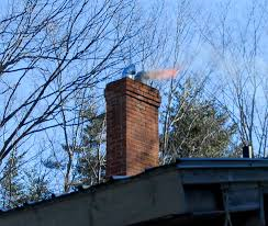 Chimney problems may go unnoticed by most.  Missing chimney flues., creosote on the ground, bubbled creosote, warped dampers, dark cracks, and  damaged shingles or rain caps.  These are all great indications of potential chimney problems.
