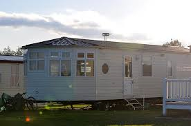 Insurance for mobile homes can be expensive.  Proper anchoring will give your home a great chance of survive the next wind storm.