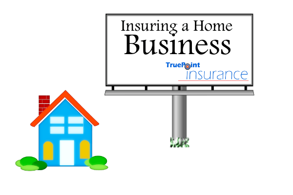 How much does it cost to call your insurance agent.  I am guessing that it's much cheaper than the cost of an uncovered loss due to running a business from your home!
