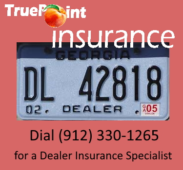 If you're an auto dealer, is it important to have an insurance agent that specializes in Georgia car dealerships?  TruePoint Insurance in Pooler, GA.  (912) 330-1265