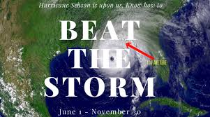 Not sure when, but there is a storm coming.  Are you ready for the next Georgia Hurricane?  You can beat the storm , but it takes a little advance planning.  Storm Preparedness.
