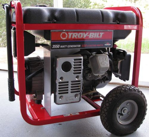 Portable Generators.   Even if your home isn't hit directly, you still may find yourself with power for days, maybe weeks.  A key step to storm safety, generators.